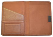 British Tan  Leather Paper Journal Cover